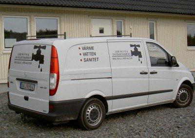 Lerum's VVS Servicebil